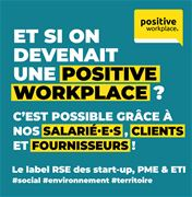 Mobitec s'engage pour devenir Positive Workplace
